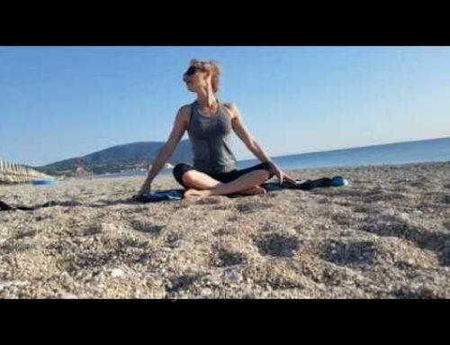 Stretching per le vacanze